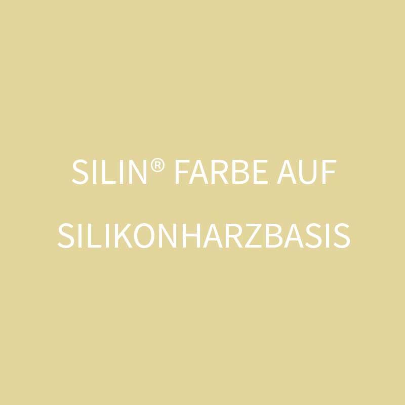 Silin Farbe auf Silkonharzbasis
